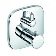 Смеситель для ванны и душа с термостатом Kludi Ambienta 538300575