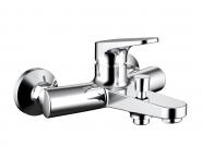 Смеситель для ванны и душа Bravat Eler F6191238CP-01-RUS
